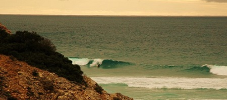Praia do TonelMap