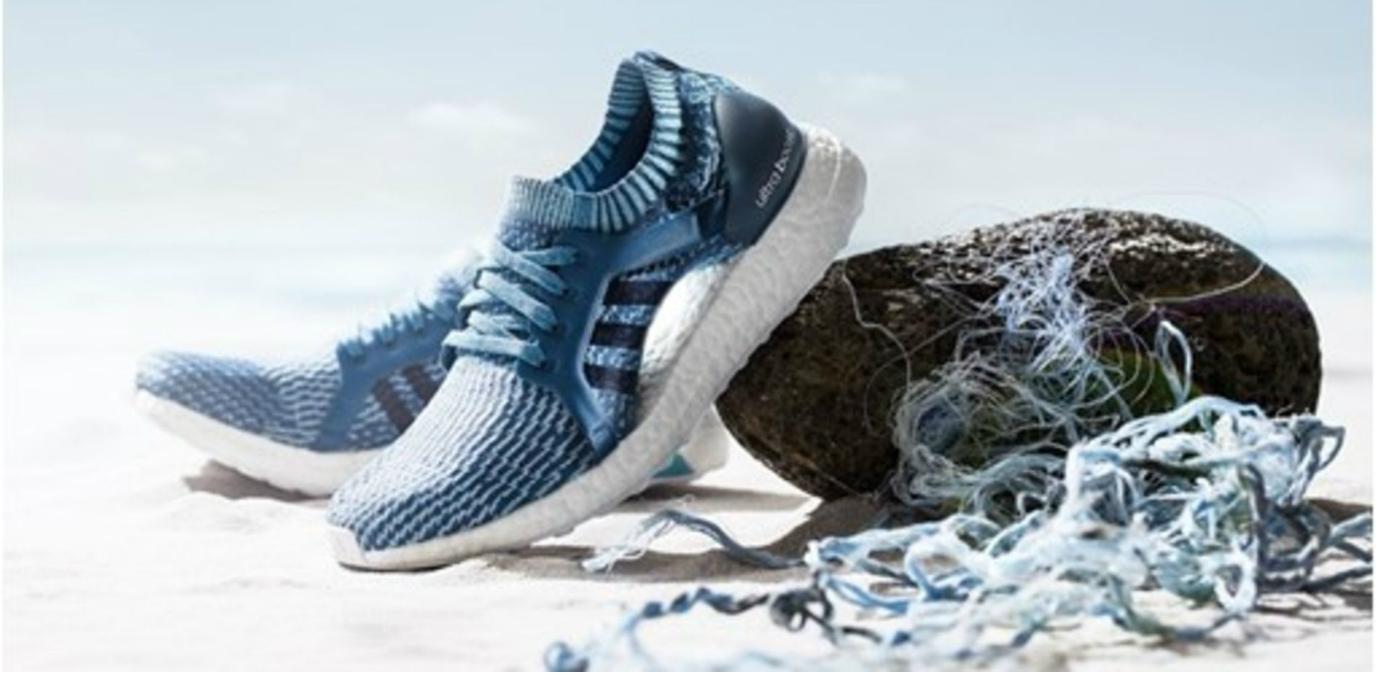 Lixo do mar vai servir para produzir milhões de ténis Adidas